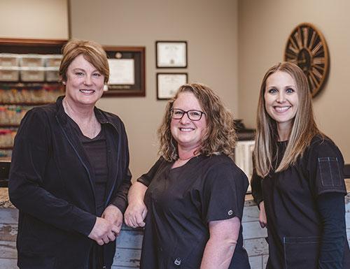 Buck Dentistry Team